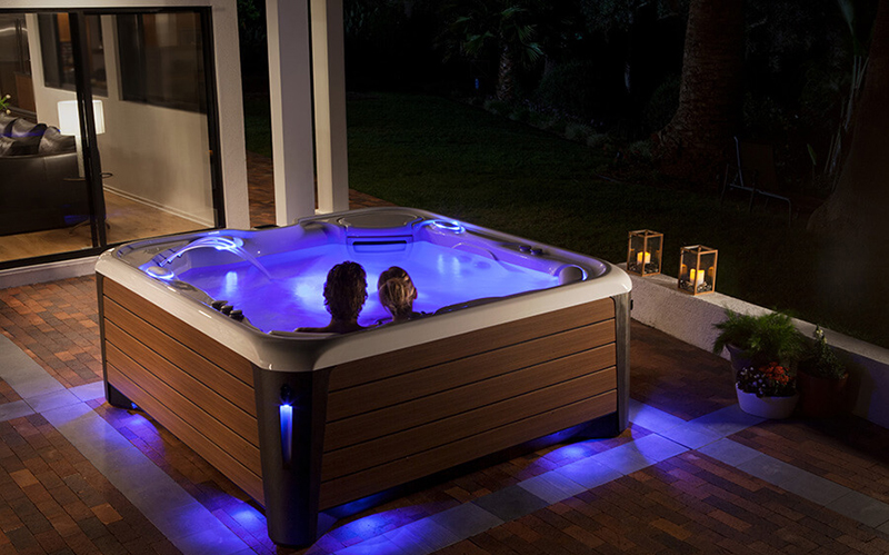 hot tub financing