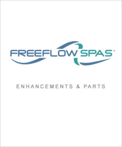Freeflow Spas - Plug and Play Hot Tubs | Accessorize your spa for the ultimate hot tubbing experience!