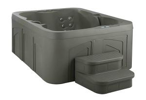 Plug-N-Play Azure hot tub by Freeflow Spas