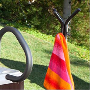 Hot Spring Towel Tree