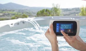 Spa Water Temperature Control