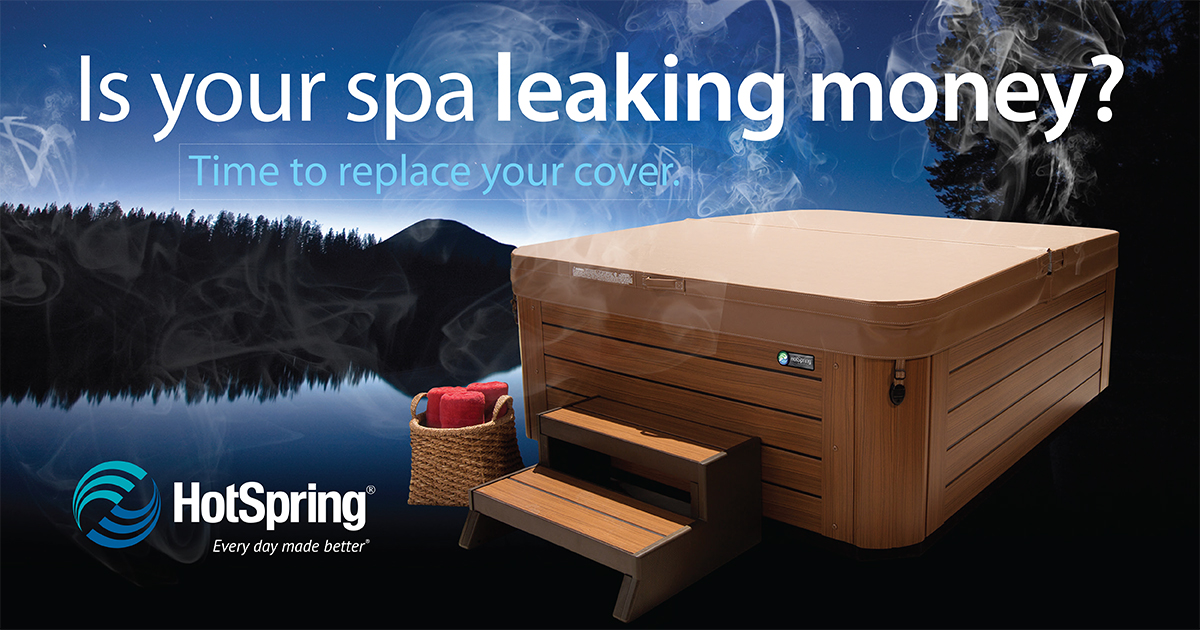 20% Off Replacement Spa Covers!